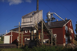 Sutherland Steam Mill